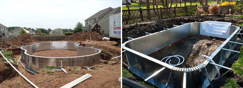 What Is Vinyl Liner Pool And How It Built