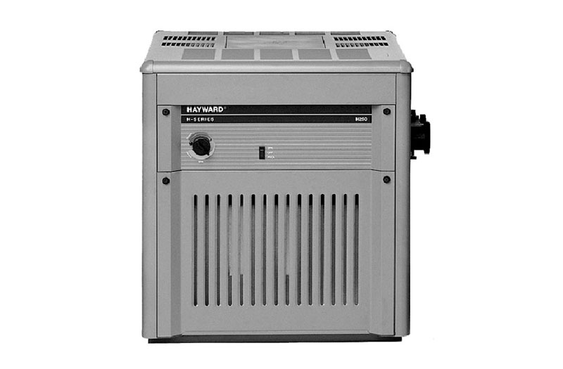H series universal natural gas heater low nox natural gas for Natural gas heating options