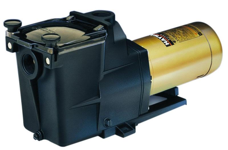 Super pump pool pump from hayward - Hayward pool equipment ...