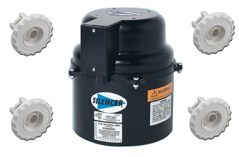 Silencer products swimming pool equipment manufacturing - Swimming pool equipment manufacturers ...