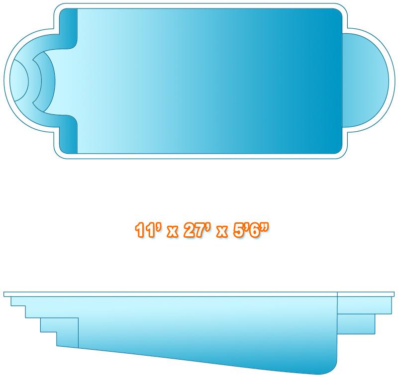In Ground Fiberglass Pool Prices