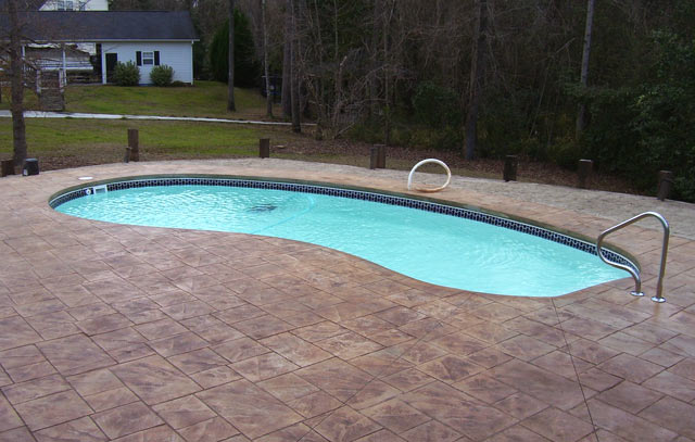 Inground pool pictures and prices joy studio design gallery best design Inground swimming pool prices