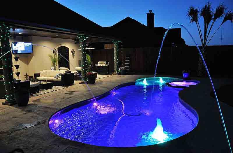 Swim Spa Cover Ideas