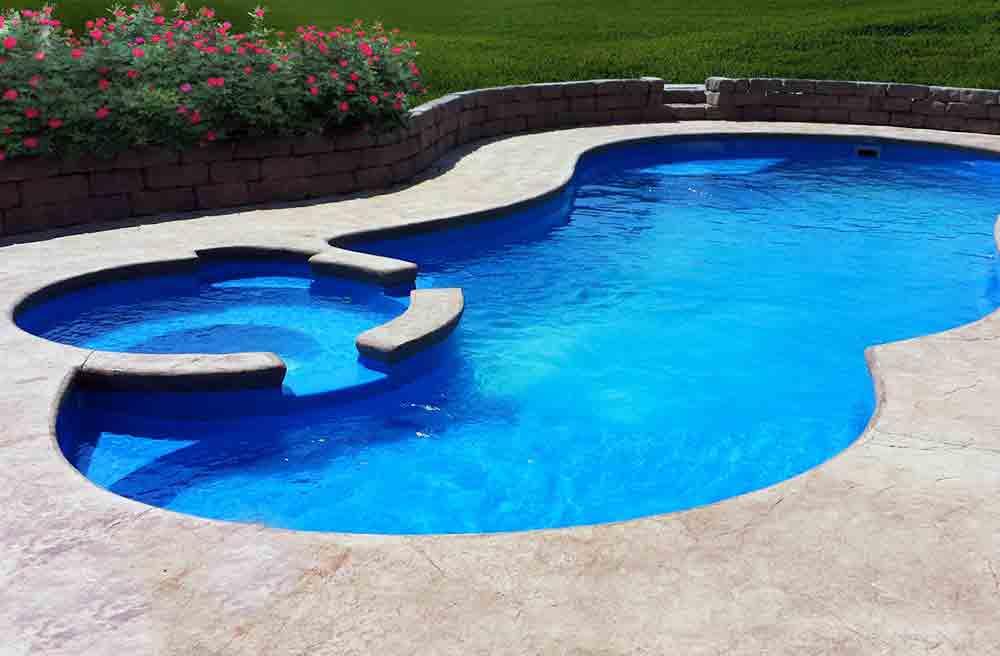 Inground Fiberglass Pools New Construction Pool Kits