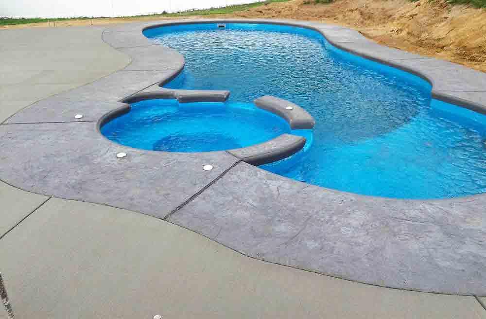 Inground Fiberglass Pools New Construction Pool Kits Pool Shells