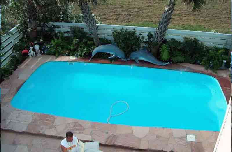 american fiberglass colorado pool model