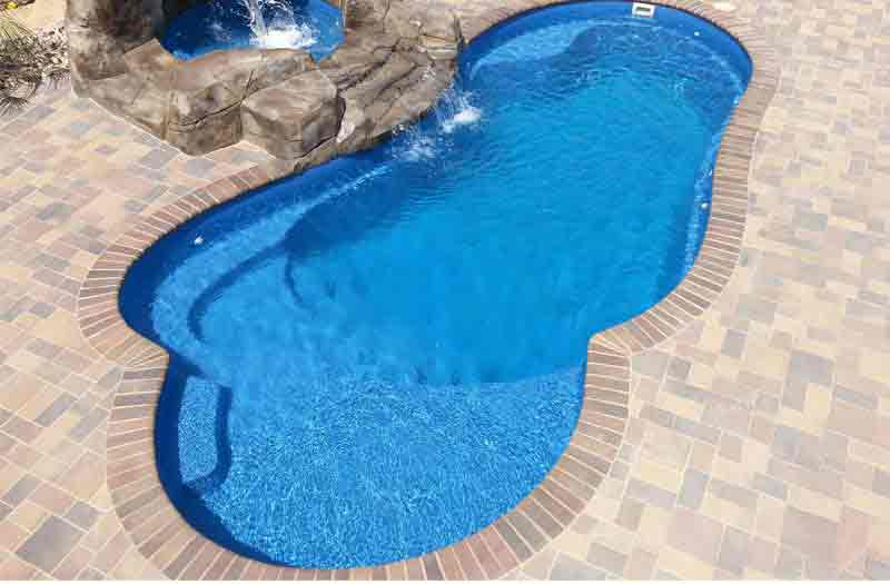 Leisure Pools Eclipse 35 Pool Model