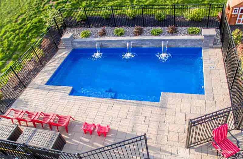 Leisure Pools Elegance 20 Pool Model