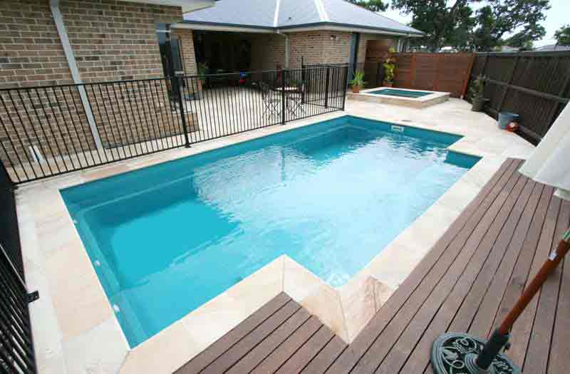 Inground pools fiberglass pools in new jersey and pennsylvania for Inground swimming pools new jersey