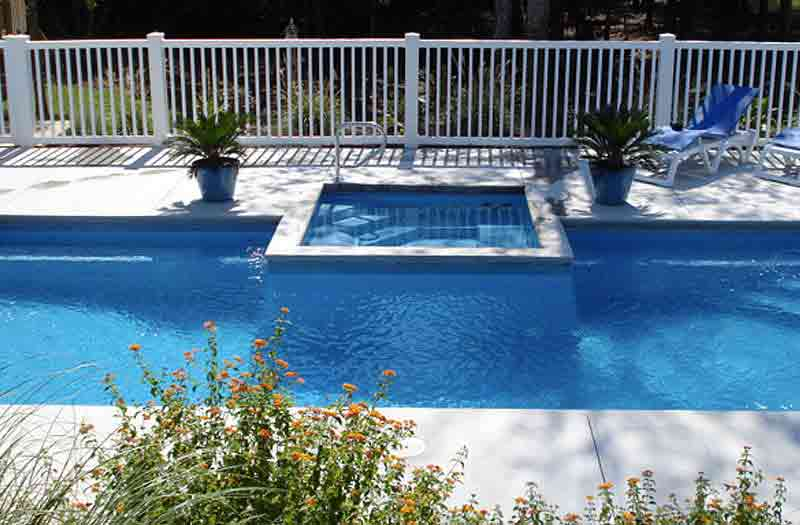 Trilogy Pools Europa Pool Model