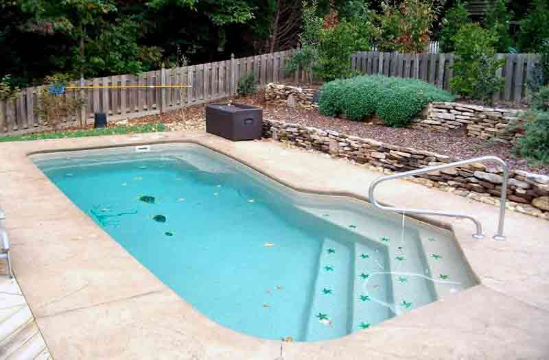 Viking Pools Baja Pool Model