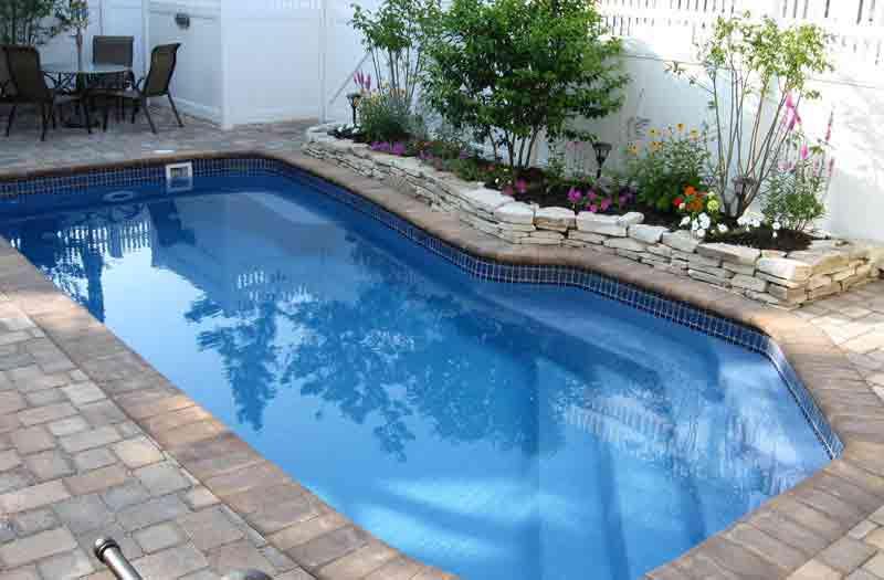 Viking Pools Baja Pool Model