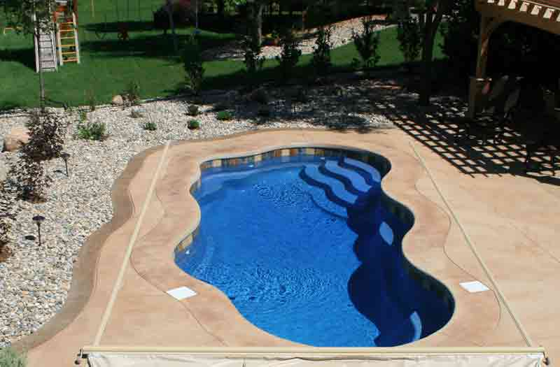 Viking Pools Bermuda Pool Model