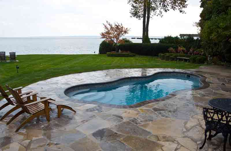 Viking Pools Bermuda Pool Model