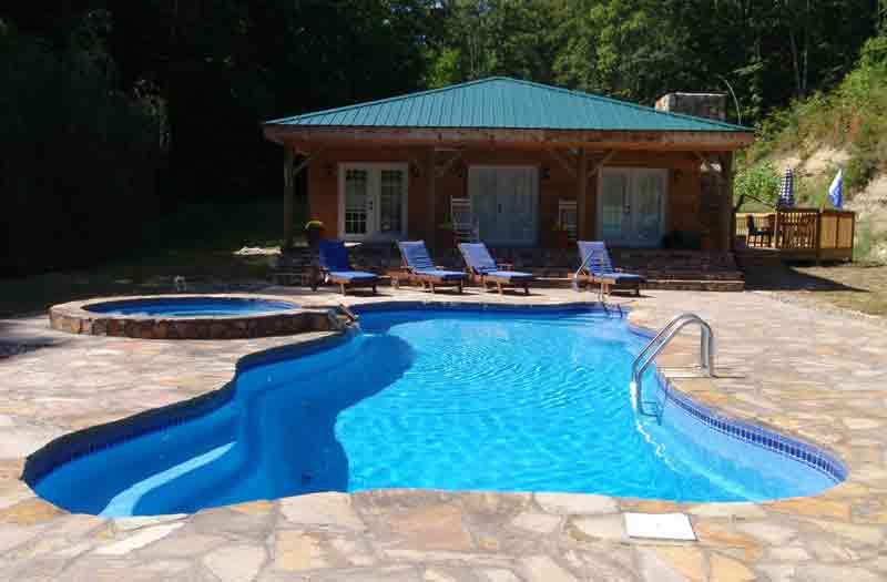 Viking pools cambridge pool model for Viking pools