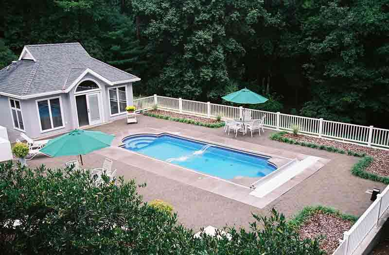 Viking pools chesapeake pool model for Viking pools