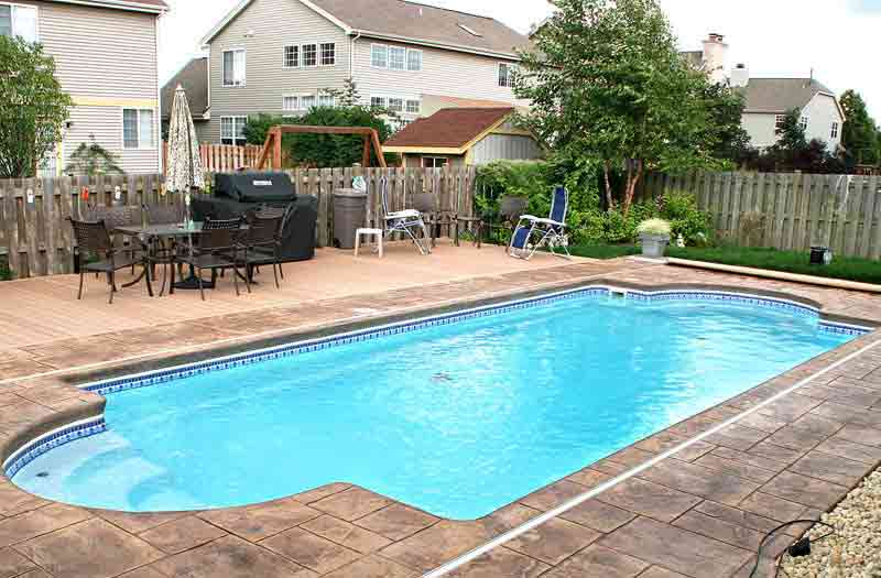 Viking Pools Chesapeake Pool Model