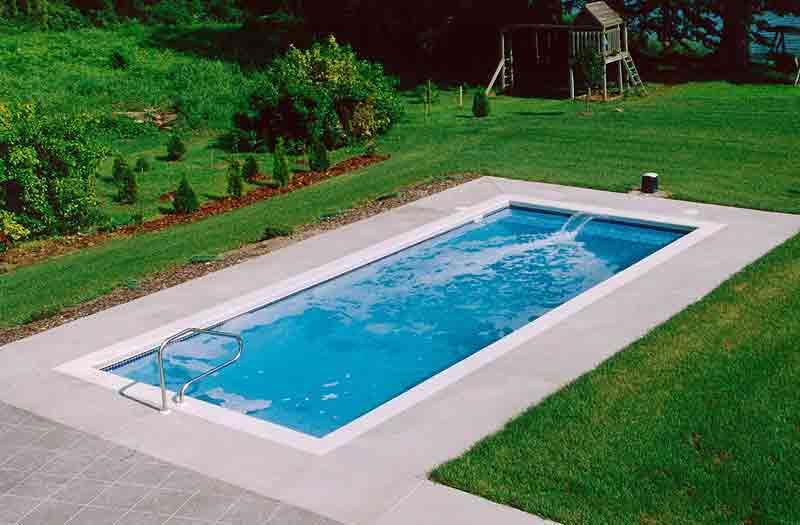 Viking Pools Claremont Pool Model