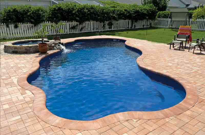 Viking Pools Coronado Pool Model