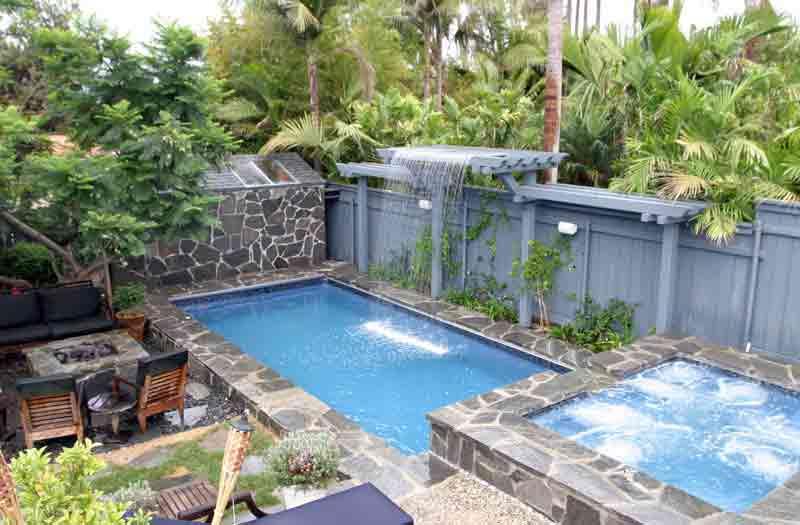Viking Pools Delray Pool Model