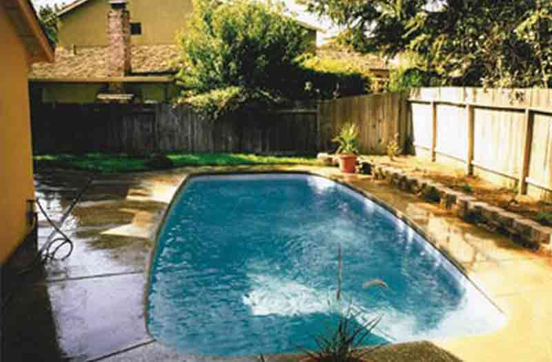 Liberty composite flagship pool model - Do it yourself swimming pool kits ...