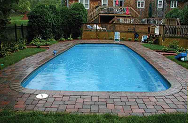 Freedom Pool Model by Liberty Composite Pools
