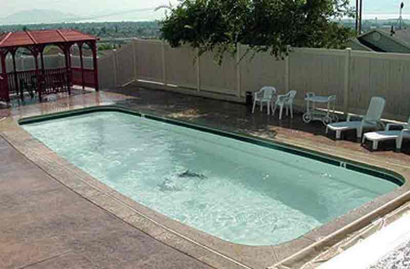 Inground Fiberglass Pools In Indiana
