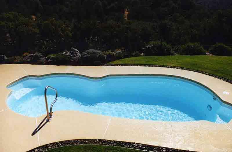 Viking pools freeport pool model for Viking pools