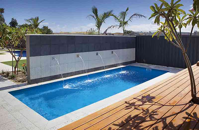 Grande II Pool by Barrier Reef