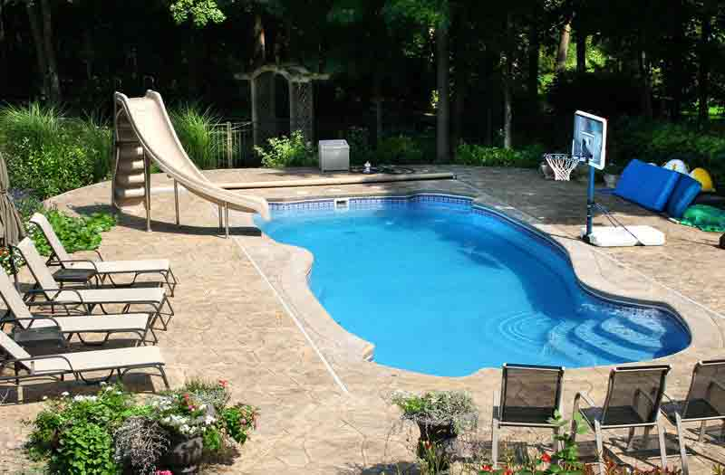 Viking Pools Gulf Shore Pool Model