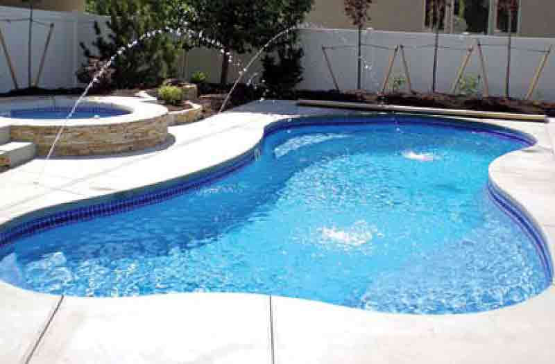 Blue Hawaiian Hamilton Pool Model