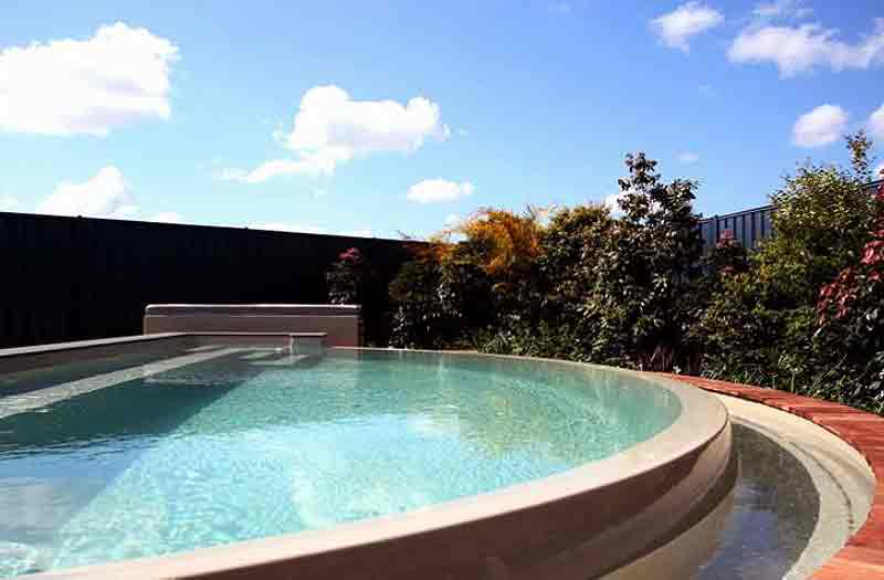 Leisure Pools Horizon Infinity Edge Pool Model