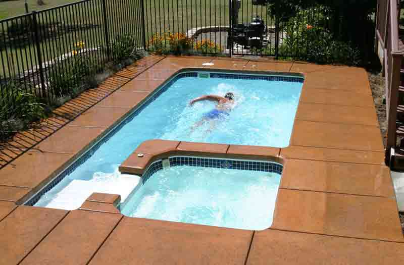 How Much Is Liberty Composite Spa Pool 5 To 6 Feet Deep Fiberglass Pool