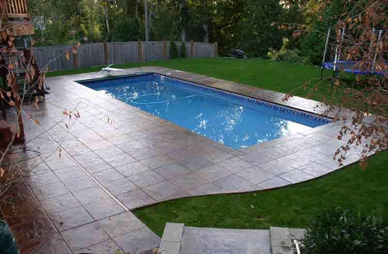 Viking Pools Island Breeze Ii Pool Model