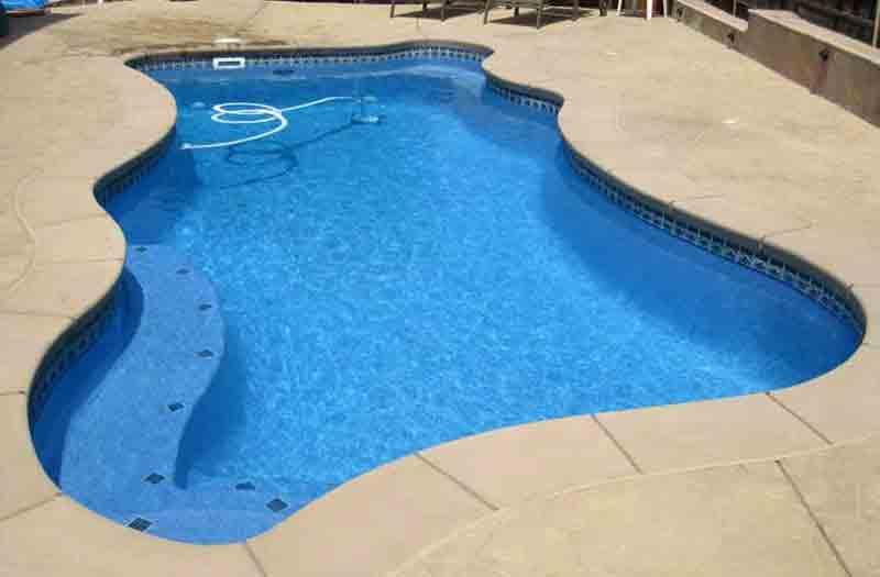 Blue Hawaiian Java Pool Model