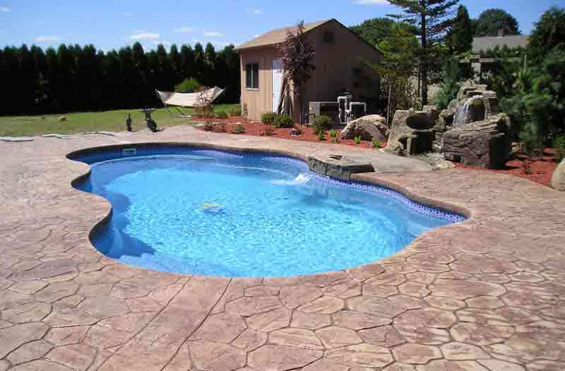 Viking Pools Laguna Pool Model