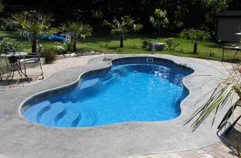 Viking Pools Laguna Pool Model