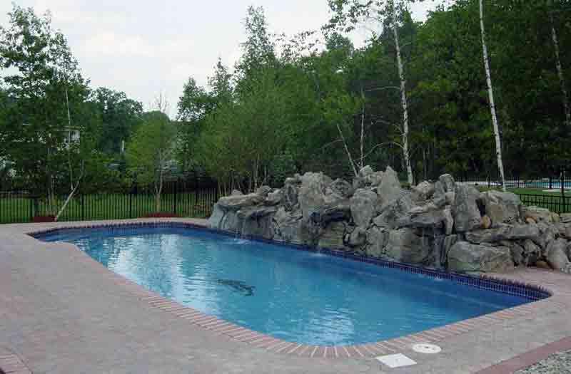 Viking Pools : Mediterranean Pool Model
