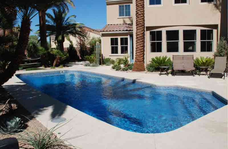 Viking Pools Mediterranean Pool Model