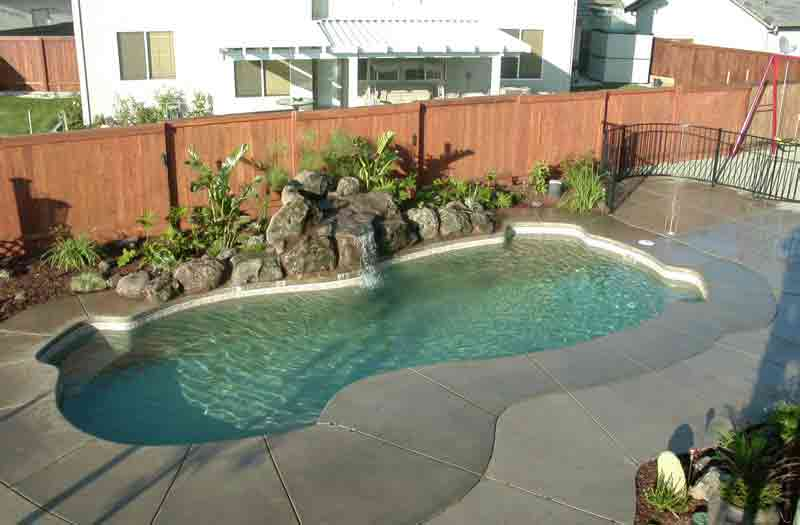 Inground Pools Fiberglass Pools In New Jersey And Pennsylvania