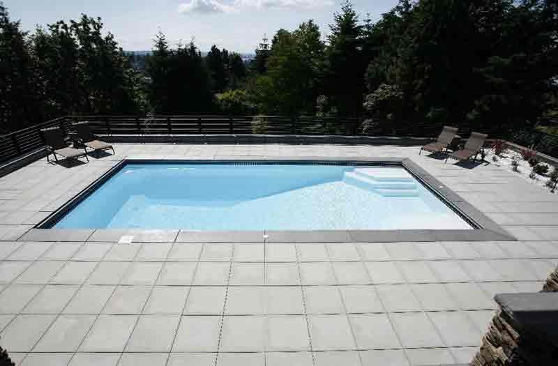 Fiberglass Pool 2016 Niagara Model San Juan Pools