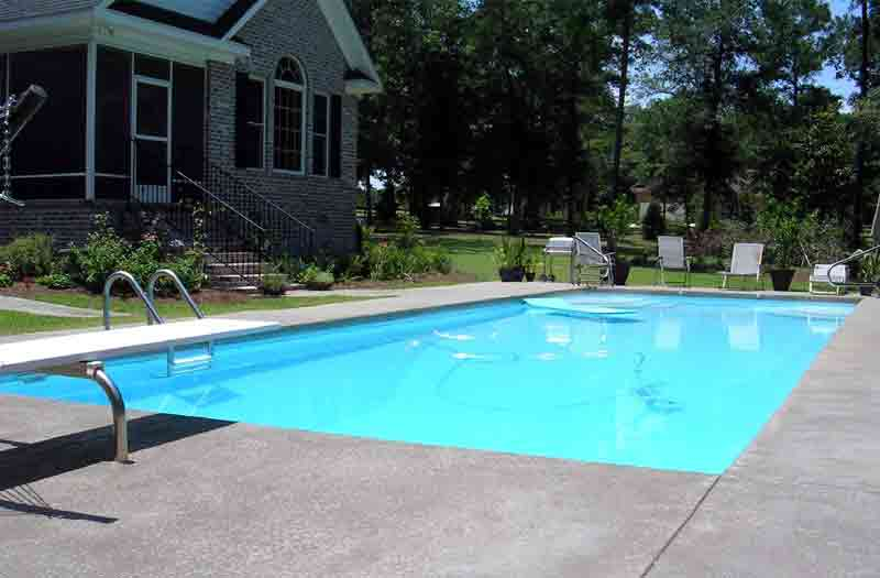 Fiberglass Pool 2016 Niagara Model San Juan Pools