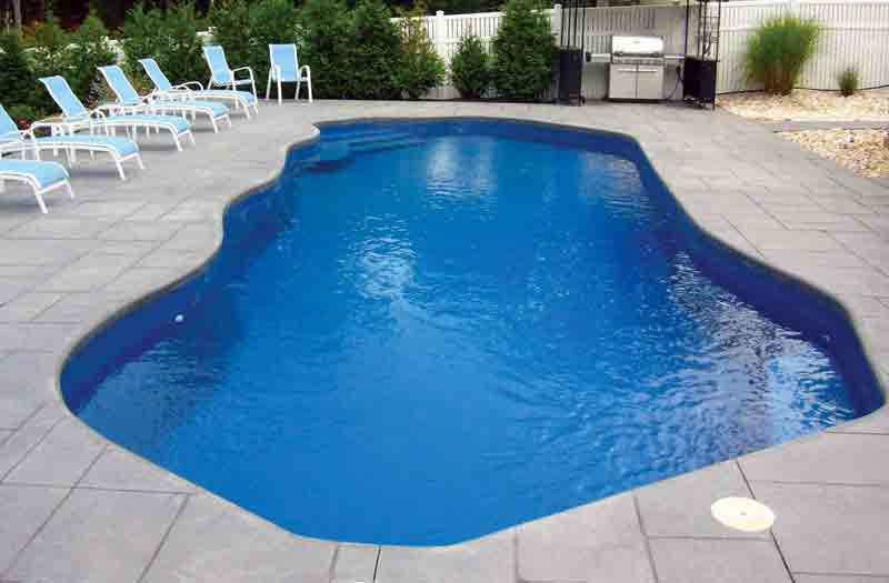 Viking pools oceania pool model for Viking pools