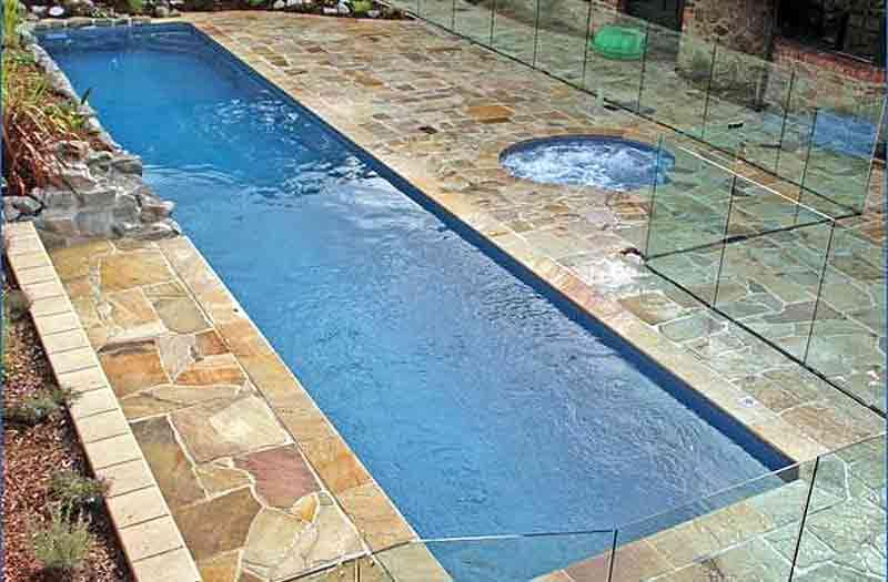 Blue Hawaiian : Panama Ii Pool Model