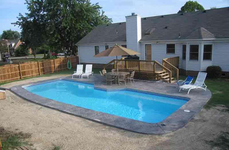 Viking pools poseidon pool model for Viking pools