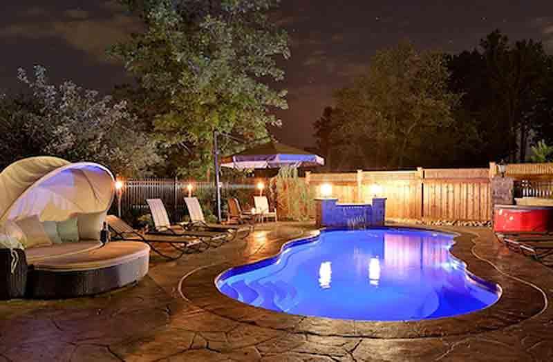 Inground fiberglass pools new construction pool kits - Fiberglass swimming pool prices malaysia ...