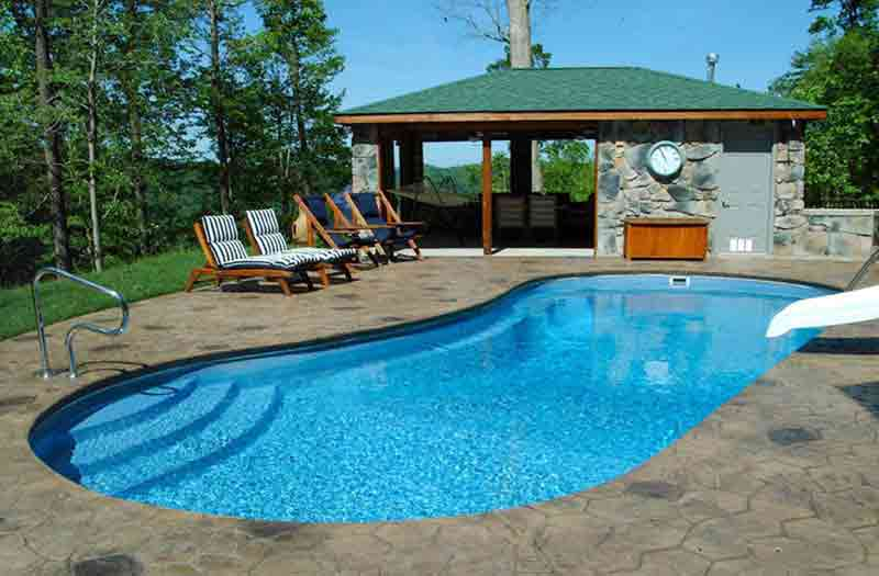 Viking Pools Sea Breeze Pool Model