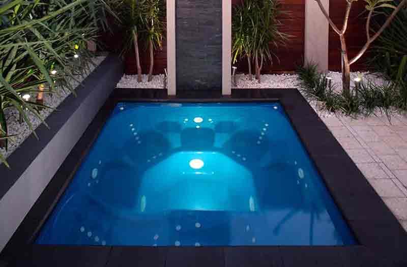 Sorrento Spa 7 Pool