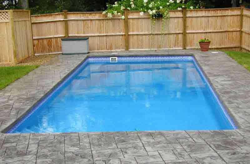 Blue Hawaiian Trident Pool Model