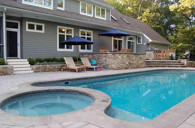 Viking pools trinidad pool model for Viking pools